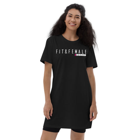 Active Sport Tee-Shirt Dress