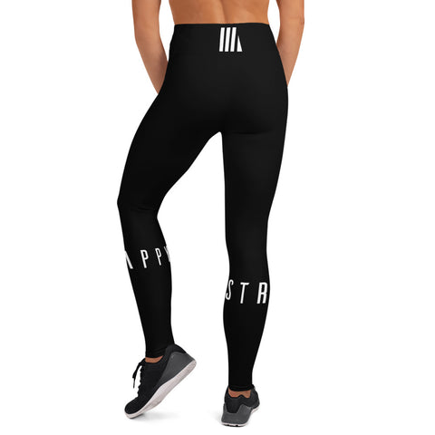 Active Mantra High Waist Leggings