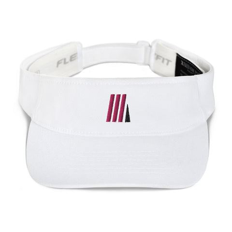 Embroidered Active Sun Visor
