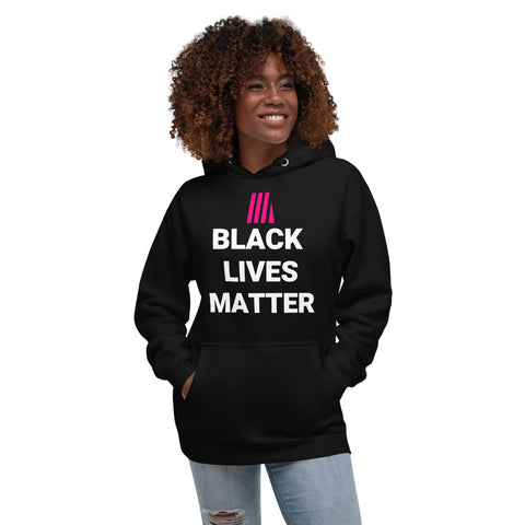 It's A Movement Black Lives Matter Hoodie