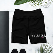 Active Ready High Waist Biker Shorts