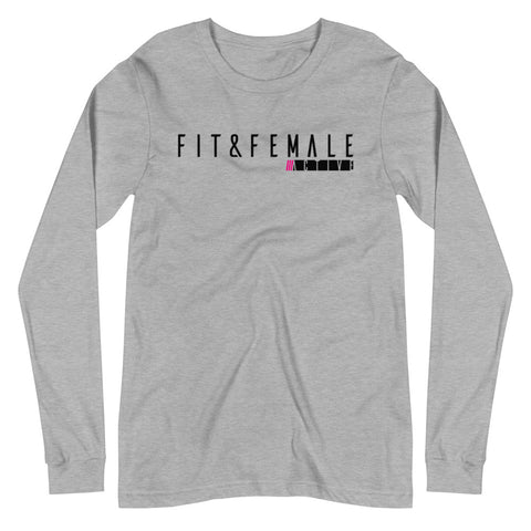 Fit and Female Active Long Sleeve Tee