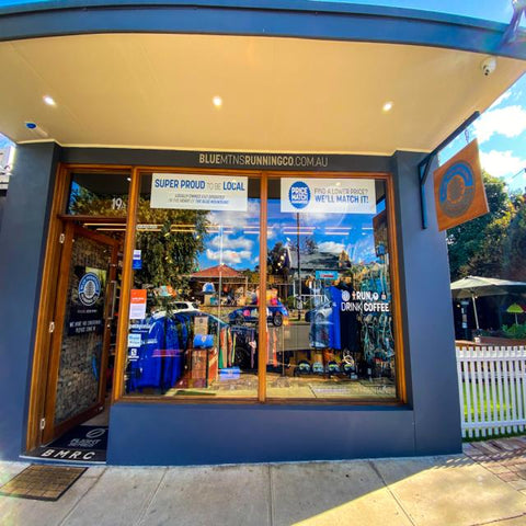 Blue Mountains Running Company