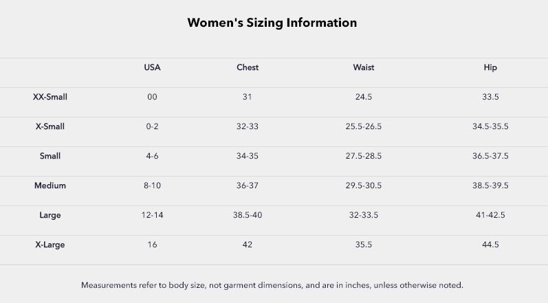 Patagonia_Womens_Size_Guide