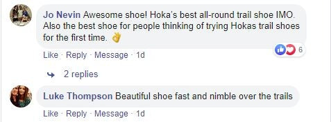 Hoka reviews