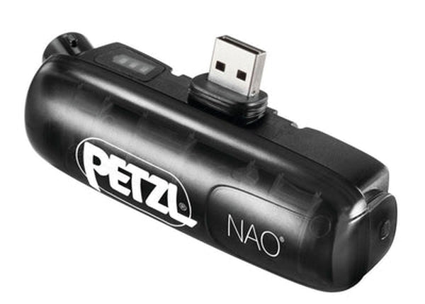 Petzl NAO Rechargeable Battery-Blue Mountains Running Company
