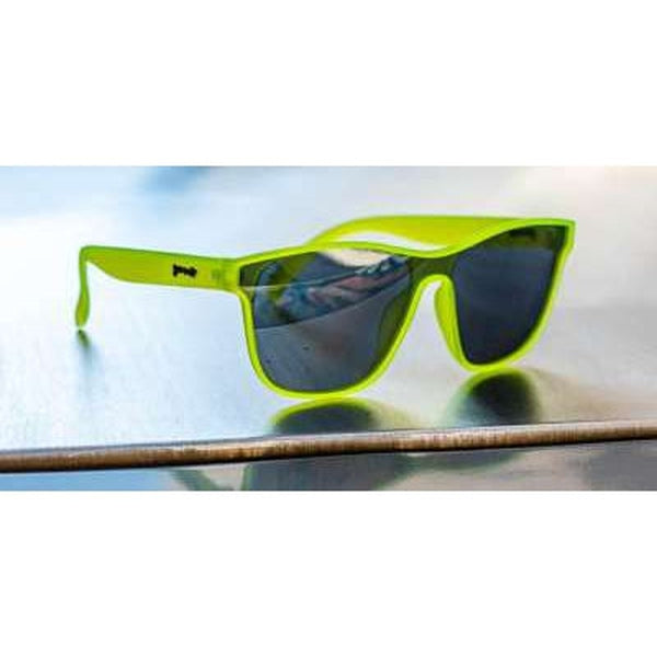 Goodr VRG Sunglasses Naeon Flux Capacitor