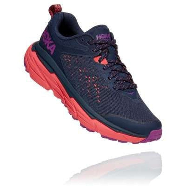 Hoka One One Womens Shoe Challenger ATR 6-Shoes-Blue Mountains Running Company