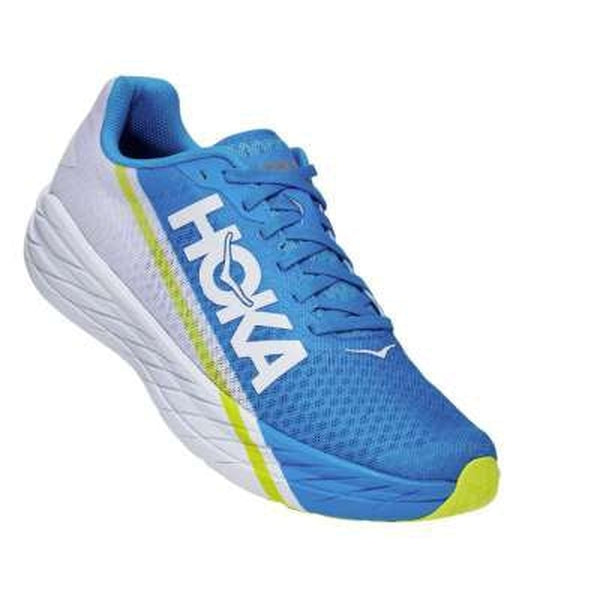 Hoka One One Shoe Rocket X-Blue Mountains Running Company