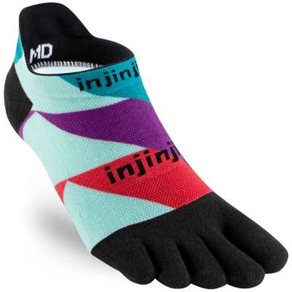Injinji Socks Ultra Thin No Show-Blue Mountains Running Company