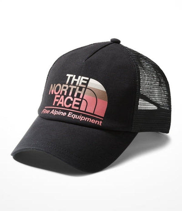 The North Face Womens Lo Pro Trucker Hat-Blue Mountains Running Company