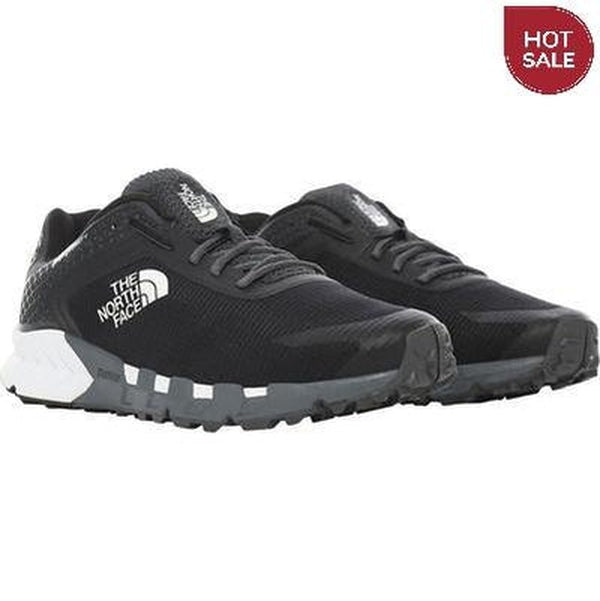 The North Face Mens Trail Shoe Flight Trinity-Blue Mountains Running Company