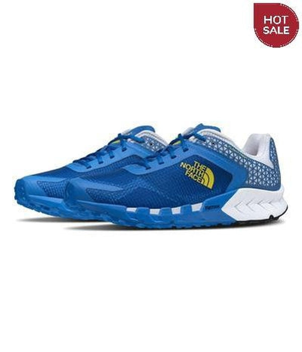 The North Face Womens Trail Shoe Flight Trinity-Blue Mountains Running Company