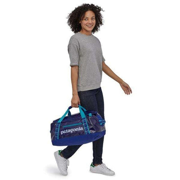 Patagonia Black Hole Duffel Bag 40L-Blue Mountains Running Company
