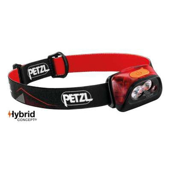 Petzl Headlamp Actik Core -350 Lumens- Red