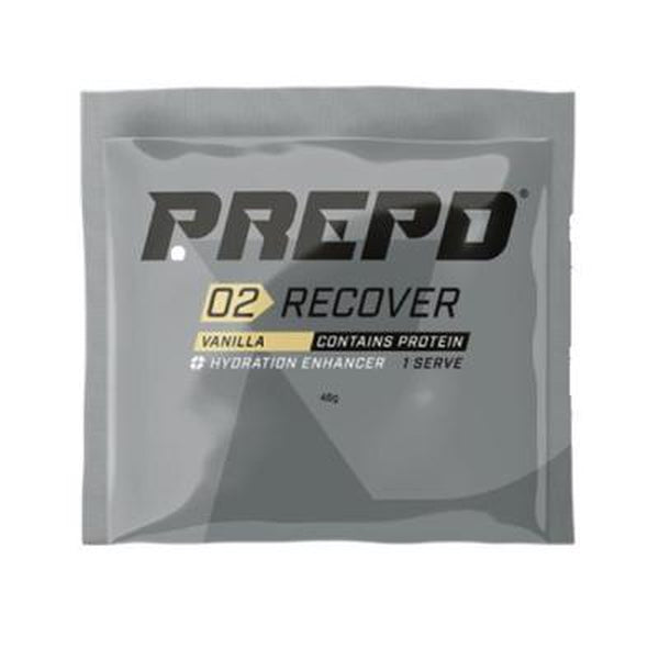 Prepd Powder Recover Sachet-Blue Mountains Running Company