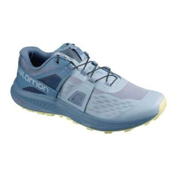 Salomon Womens Shoe Ultra Pro-Blue Mountains Running Company