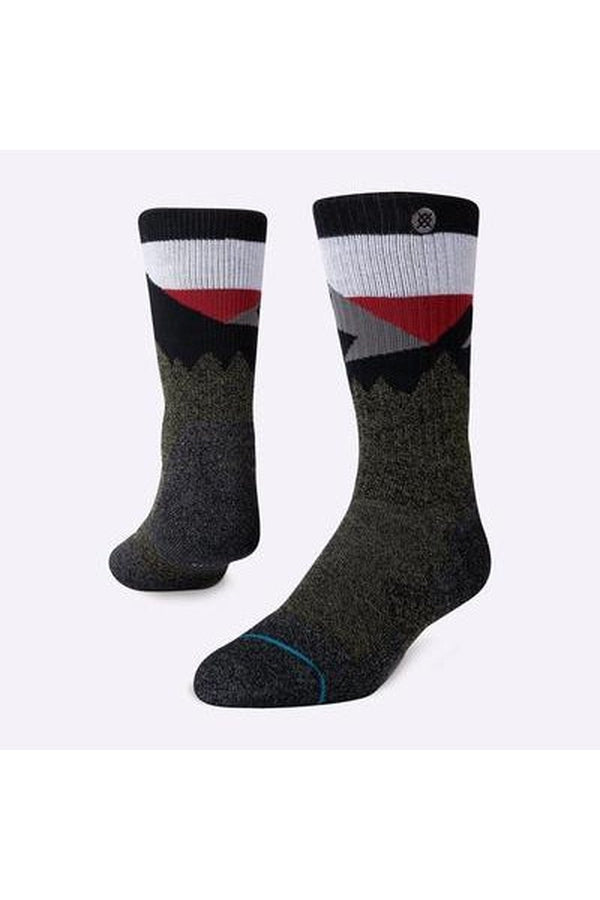 Stance Unisex Adventure Socks Divide ST-Blue Mountains Running Company