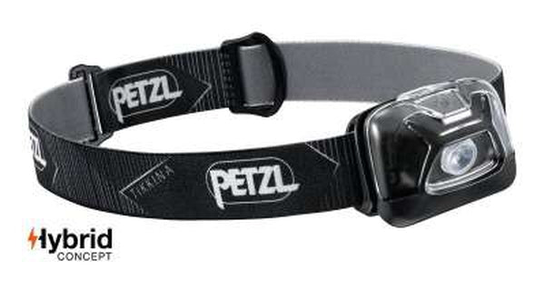 Petzl Headlamp Tikkina 250 lumens-Blue Mountains Running Company