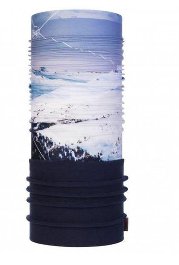 BUFF Mountain Collection Polar Mont Blanc - Blue Mountains Running Company