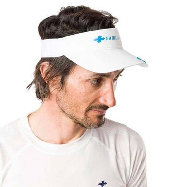 Raidlight R-Sun Visor-Blue Mountains Running Company