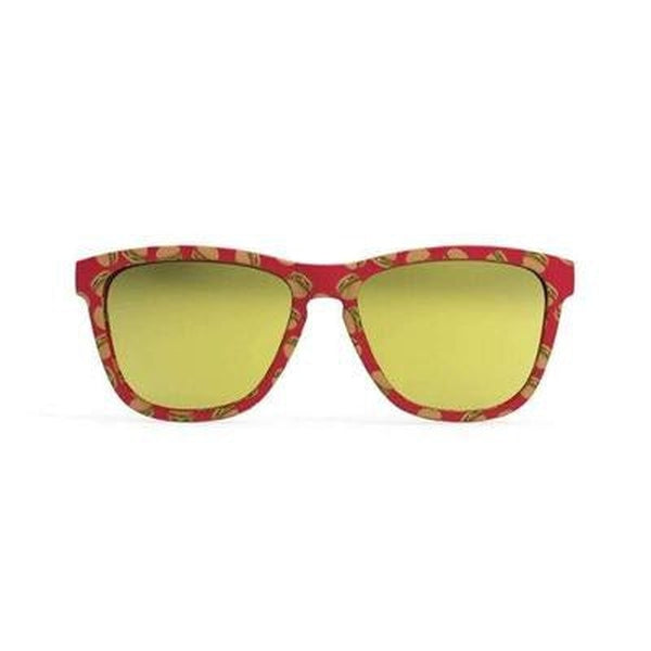 Goodr OG Sunglasses Sund Out Buns Out-Blue Mountains Running Company