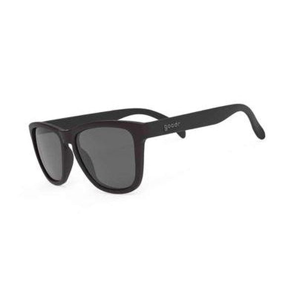 Goodr Sunglasses Back 9 Blackout - Blue Mountains Running Company