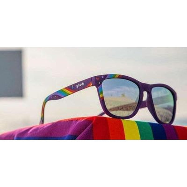 Goodr Sunglasses LGBTQ+AF - Blue Mountains Running Company