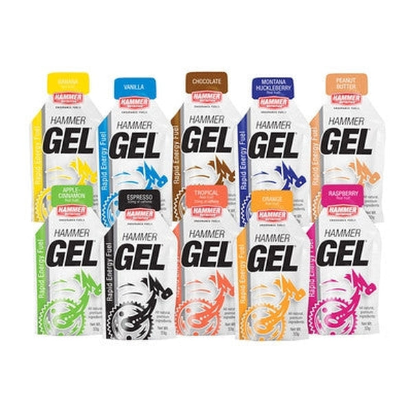 Hammer Gel Rapid Energy Fuel-Blue Mountains Running Company
