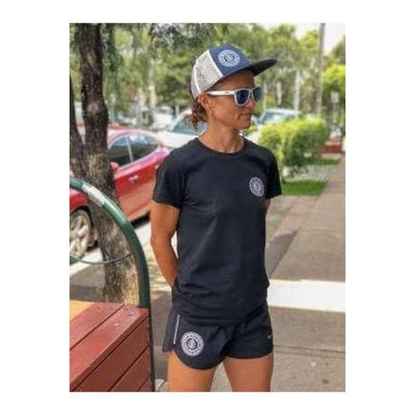 BMRC Womens Maple Tee - Blue Mountains Running Company