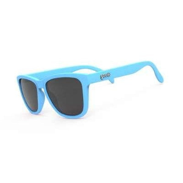 Goodr OG Sunglasses Franks Llama Land Ditty-Blue Mountains Running Company