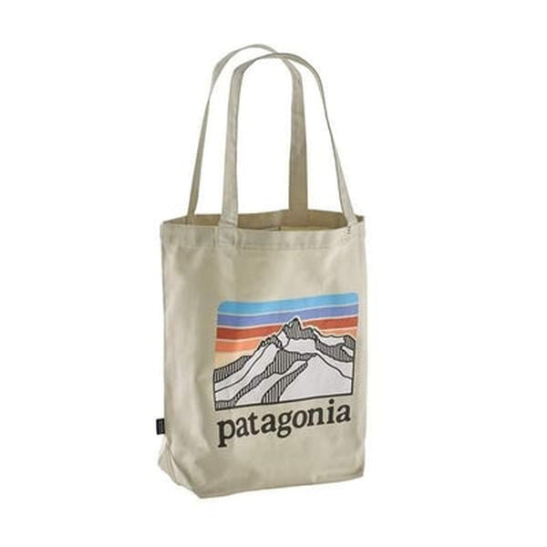 Patagonia Market Tote-Blue Mountains Running Company