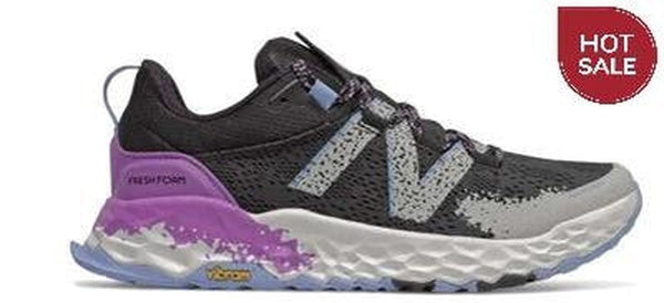 New Balance Womens Shoes Hierro v4-Blue Mountains Running Company