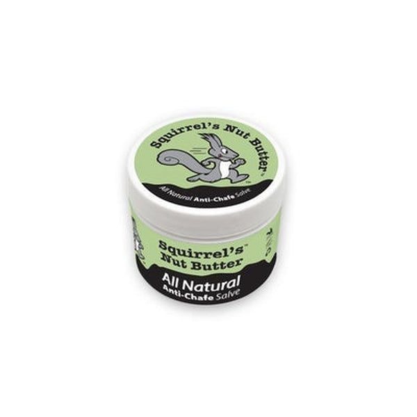 Squirrels Nut Butter Anti Chafe Tub-Blue Mountains Running Company