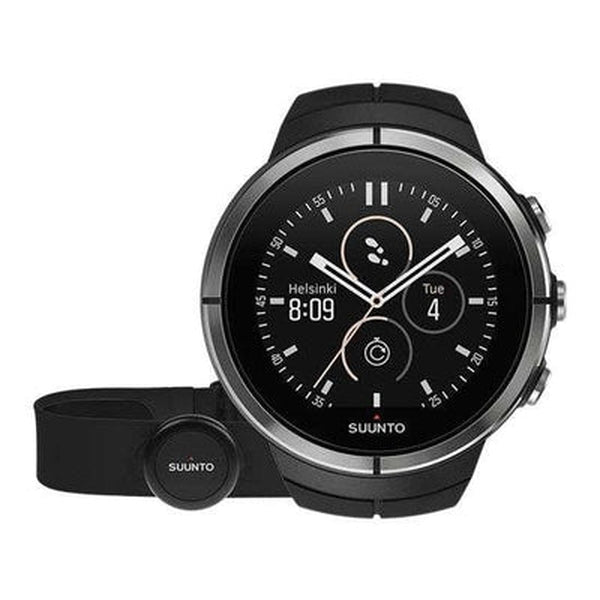 Suunto Spartan Ultra HR Black-Blue Mountains Running Company
