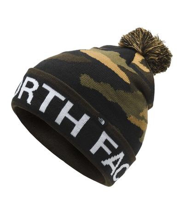 The North Face Ski Tuke V Beanie-Blue Mountains Running Company