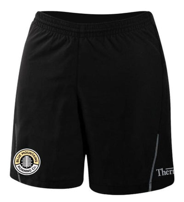 Thermatech Mens Shorts Speeddri-BMRC Branded-Blue Mountains Running Company