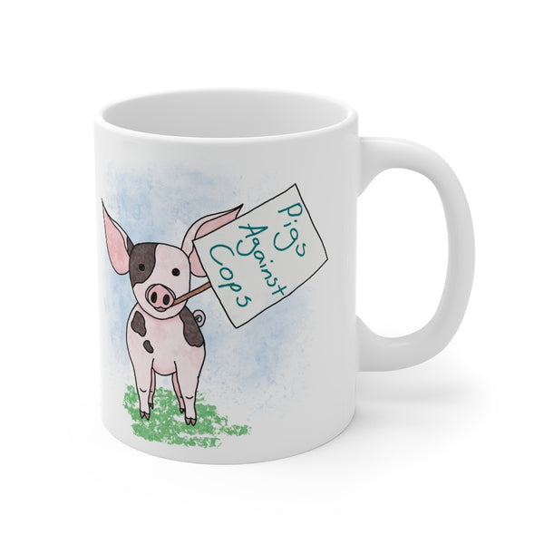 Pigs Against Cops mug