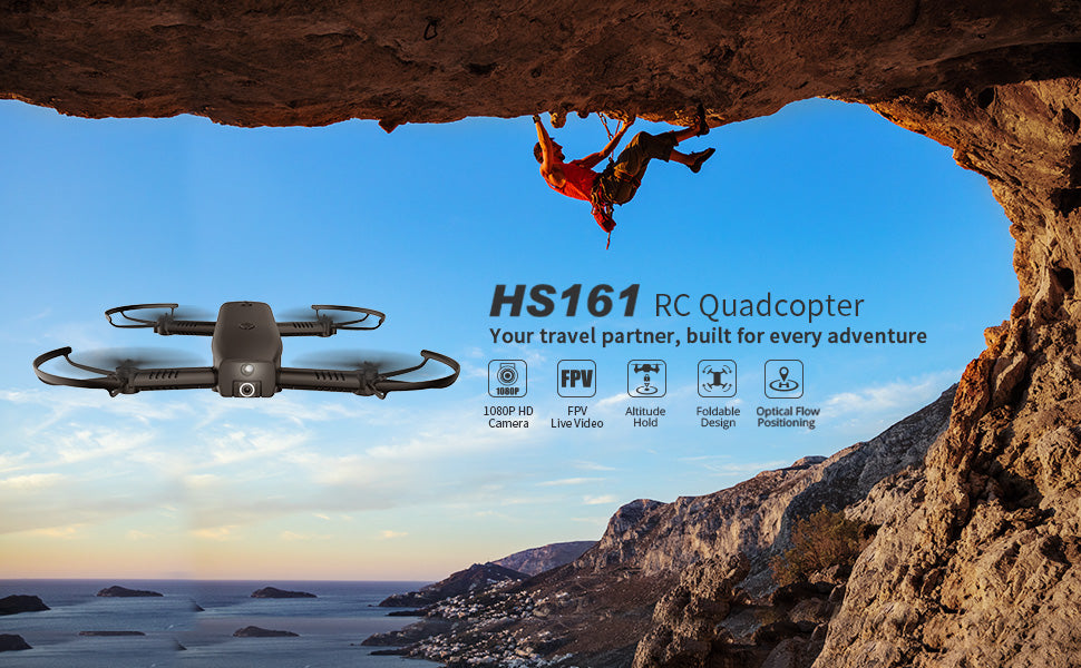 HS161 RC Quadcopter