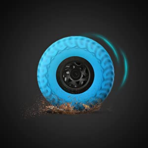 Durable Rubber Tires