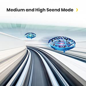 two speed modes