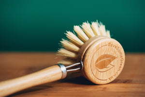 Bamboo Washing Up Brush