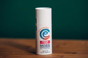 Earth Conscious Natural Deodorant Stick