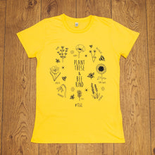 Load image into Gallery viewer, #TLGL Bee Kind T Shirt Slim Fit