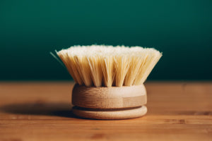 Bamboo Washing Up Brush - Replacement Head