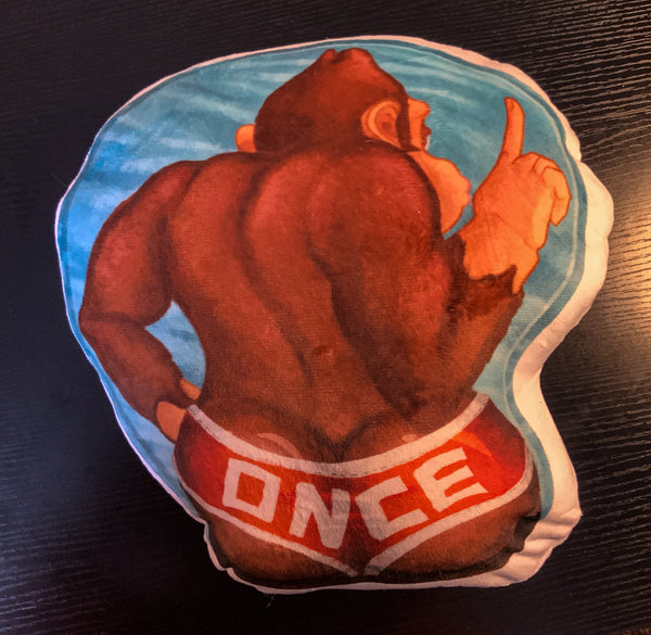 DK Once Plush Throw Pillow