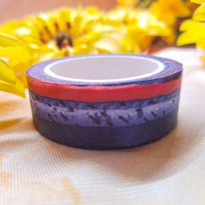 ACNH Oarfish Washi Tape 15mm
