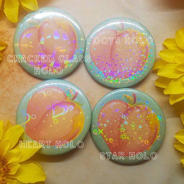 "OTGW Becoming the Beast Button Magnet Mirror 2.25"" Circle"