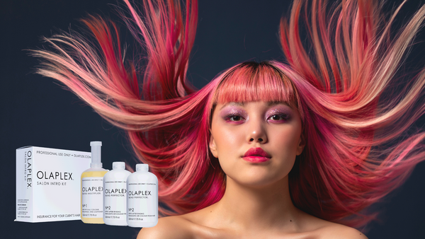 [INFORMATION] Achieve that Salon-finish Hair Color with Olaplex's Professional Kit