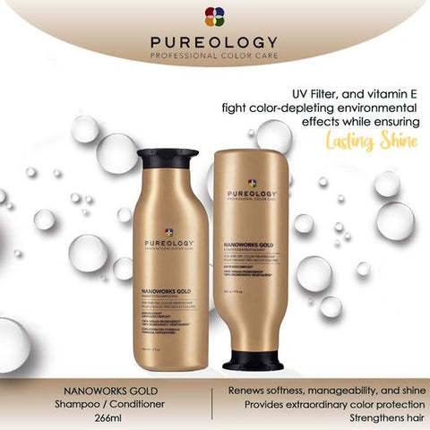 Pureology Nanoworks Collection